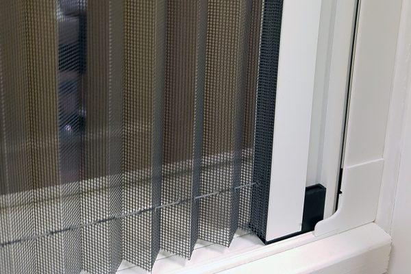 Smarta myggnätsfönster
